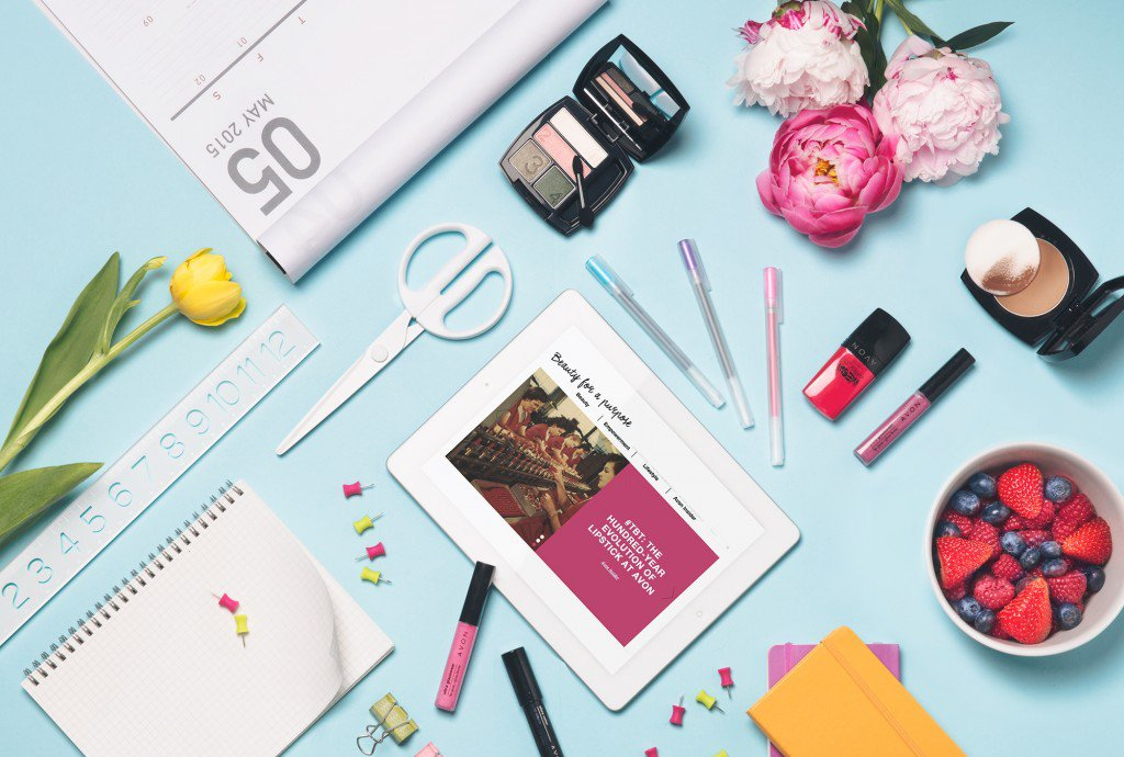 Welcome To Beauty For A Purpose - Avon : Beauty for a purpose